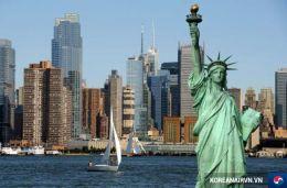 ve may bay di new york gia re