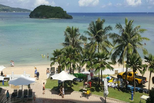 vé máy bay giá rẻ đi Guam