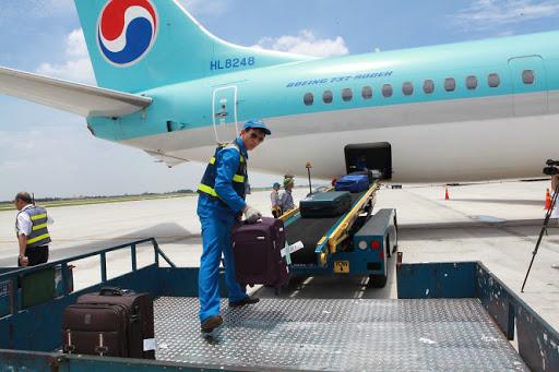 hành lý korean air