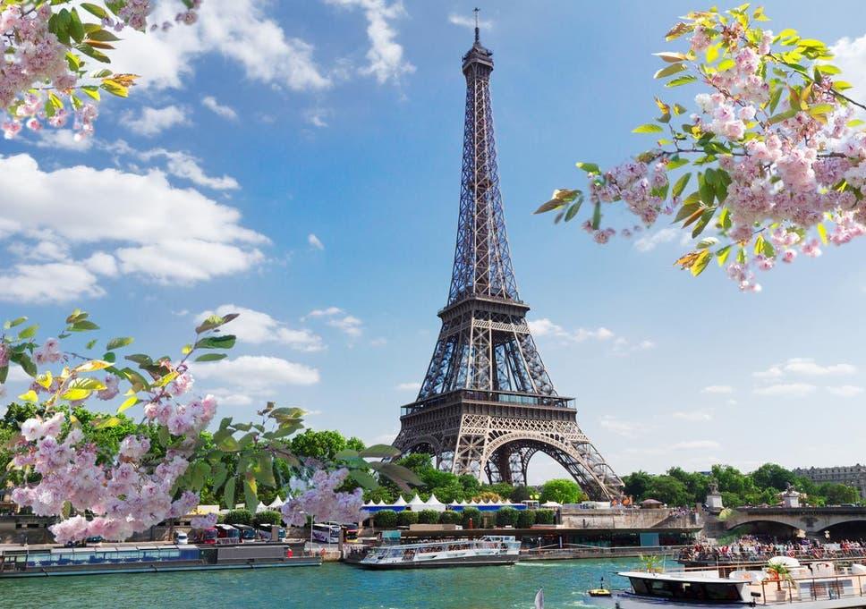 Đi Paris