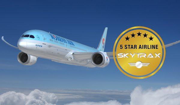 Phòng vé máy bay Korean Air