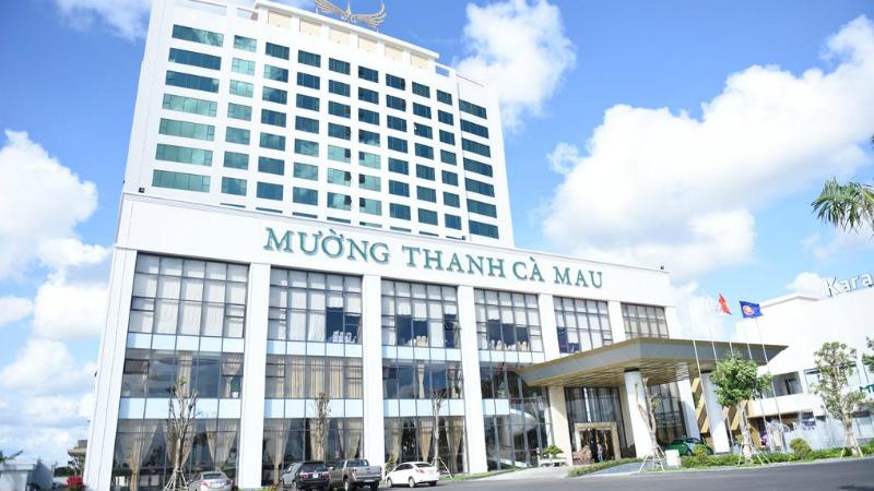 Những tiện ích có tại khách sạn Mường Thanh Cà Mau