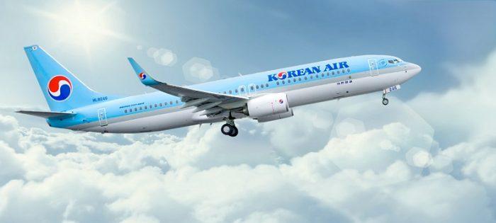 Tổng đài vé máy bay Korean Air
