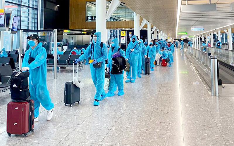 Bao giờ mở lại đường bay quốc tế