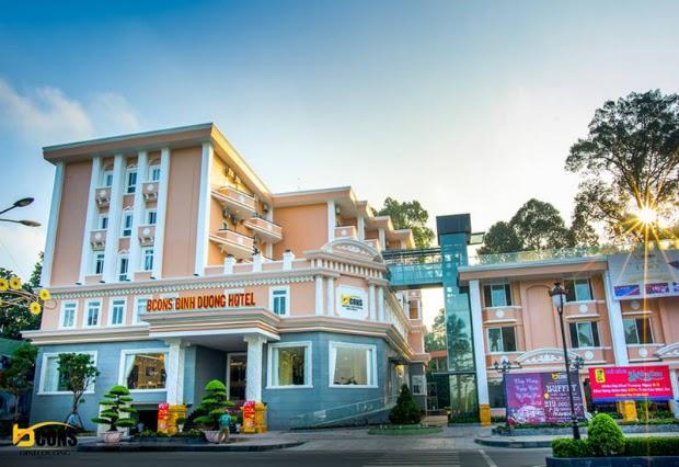 Top 6 khách sạn Bình Dương hiện đại và sang trọng nhất