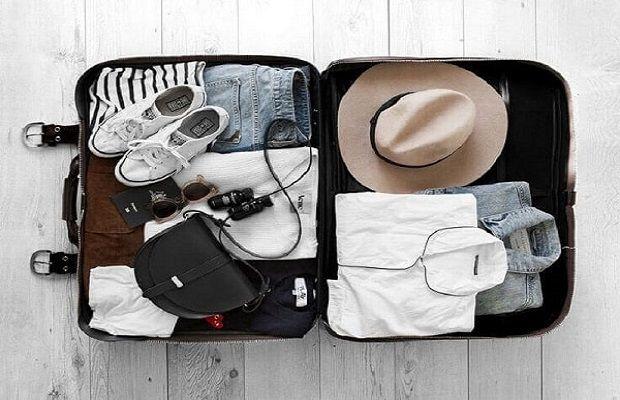 Ưu tiên mang theo nhu yếu phẩm cần thiết để hành lý gọn nhẹ