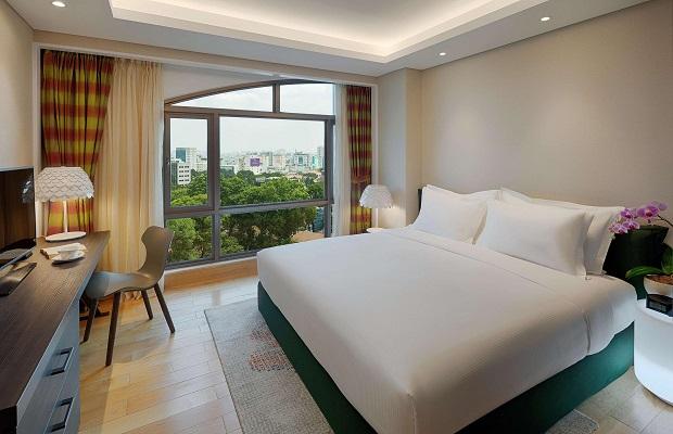 Quý khách sẽ có không gian riêng tư, yên tĩnh trong quá trình cách ly tại khách sạn Quảng Ninh