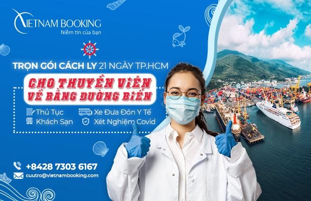Thông tin khách sạn cách ly cho thuyền viên mới nhất 2021
