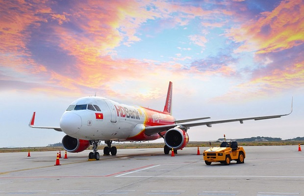 Chuyến bay từ Seoul về Đà Nẵng trong tháng 8